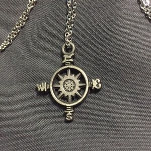 Cute Compass 🧭Necklace